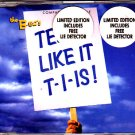 The B 52s - Tell It Like It Is - UK (single) CD - COMPLETE   (combine shipping)
