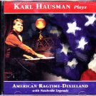 Karl Hausman - American Ragtime - Dixieland CD - COMPLETE   (combine shipping)