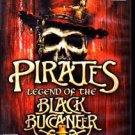 Pirates - PlayStation 2 Video Game - COMPLETE * combined shipping