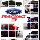 Ford Racing 3  - Playstation 2 Video Game - COMPLETE * combined shipping
