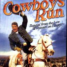 Cowboys Run (DVD, 2005) - COMPLETE  (combine shipping)