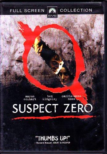 Suspect Zero (DVD, 2005) - COMPLETE (combine shipping)