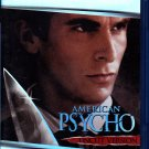 American Psycho (Blu-ray Disc, 2007, Uncut Edition) - COMPLETE   (combine shipping)