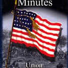Civil War Minutes - Union Box Set (DVD, 2001, 2-Disc Set) - Brand New (combine shipping)