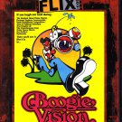 Boogie Vision (DVD, 2009, Fullscreen) - COMPLETE (combine shipping)