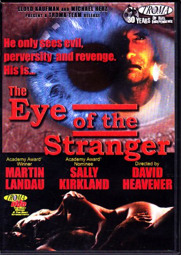 The Eye of the Stranger (DVD, 2004) - Complete   (combine shipping)