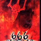 666 Revealed (DVD, 2006) - COMPLETE (combine shipping)