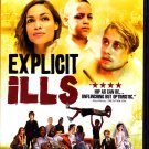 Explicit Ills (DVD, 2009) - Complete   (combine shipping)