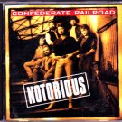 Confederate Railroad - Notorious CD - COMPLETE   (combine shipping)