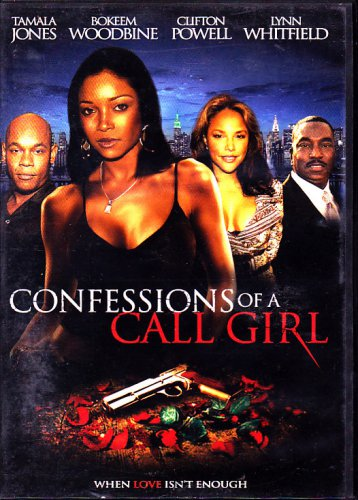 Confessions Of A Call Girl (DVD, 2007) - COMPLETE   (combine shipping)