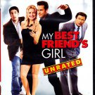 My Best Friend's Girl DVD, 2009, Widescreen Unrated Version - COMPLETE * combined shipping