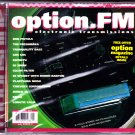 Option FM, Vol. 1 - Various Artists CD - Brand New - COMPLETE * combined shipping