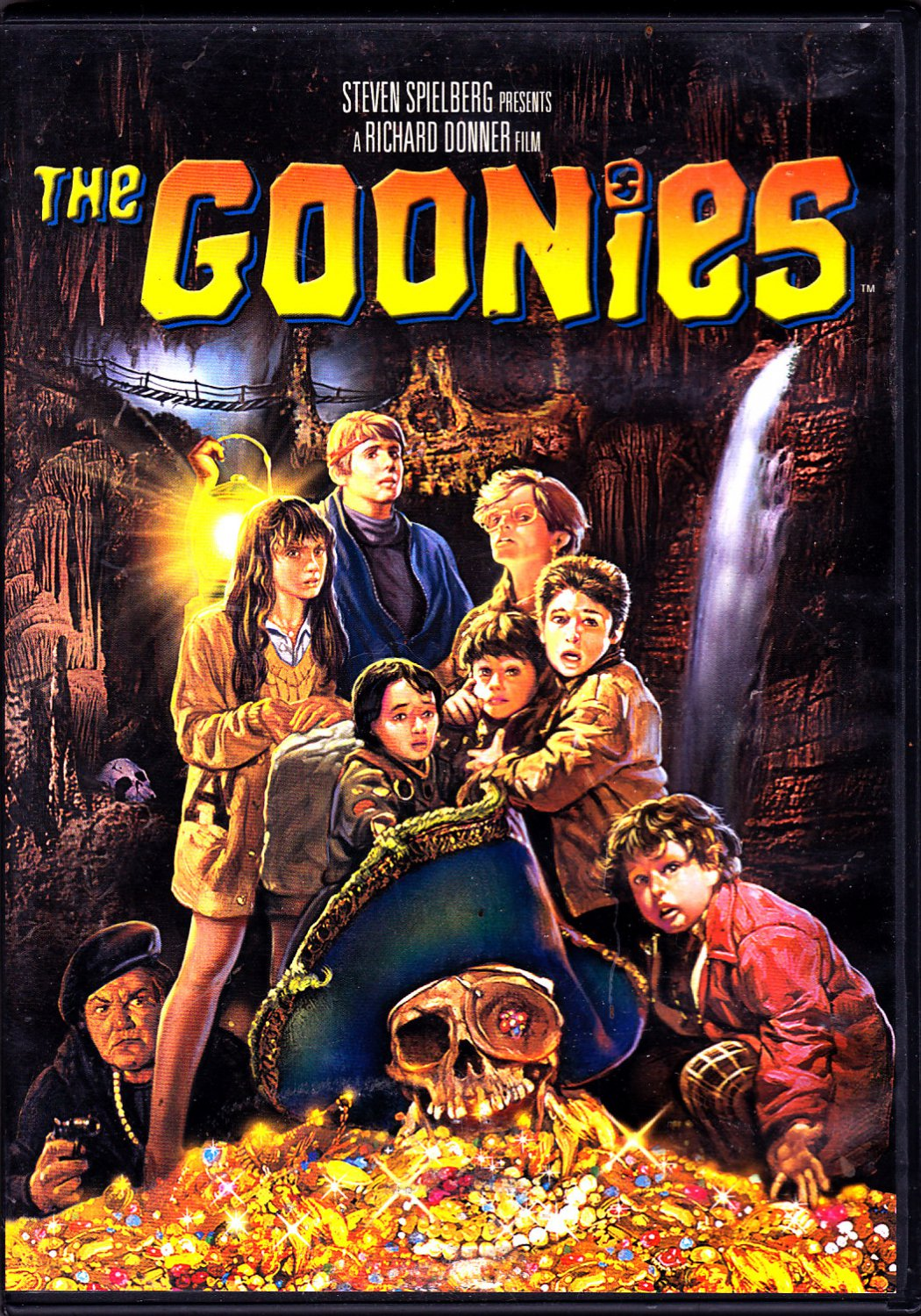 The Goonies DVD, 2007 - COMPLETE * combined shipping