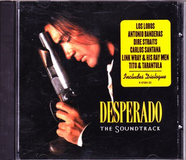 Desperado - Various Artists CD, Aug-1995 - COMPLETE * combined shipping