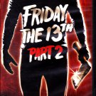 Friday the 13th - Part 2 DVD, 2009 - COMPLETE * combined shipping