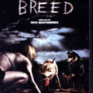 The Breed DVD, 2007 - COMPLETE * combined shipping