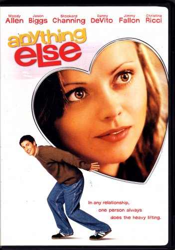 Anything Else DVD, 2003 - COMPLETE * combined shipping