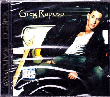 Greg Raposo - Greg Raposo CD - Brand New - COMPLETE * combined shipping
