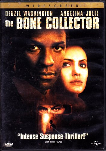 The Bone Collector DVD Widescreen - COMPLETE * combined shipping