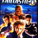 Fantastic Four DVD, 2009, Widescreen - COMPLETE * combined shipping