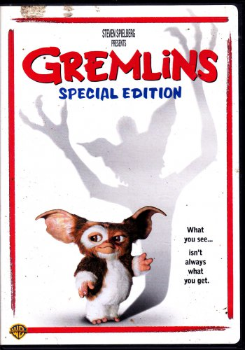 Gremlins DVD, 2007 - COMPLETE * combined shipping