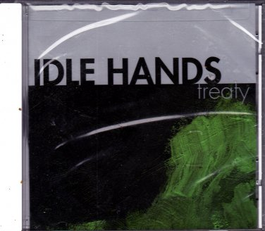 Idle Hands - Treaty CD, 1999 - Brand New - COMPLETE * combined shipping