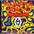 Manifold News 5 by Various Artists CD, 1996 - Brand New - COMPLETE * combined shipping