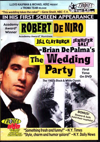 The Wedding Party DVD, 2005 - COMPLETE * combined shipping