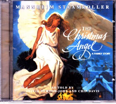 Mannheim Steamroller - Christmas Angel: A Family Story CD - COMPLETE