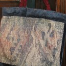 Handmade Hobo Bag Purse Hobo Bag Handle  #036