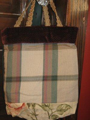 Handmade Hobo Bag Purse Hobo Bag Handle  #039