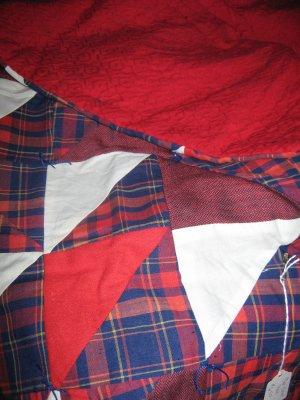 Handmade Baby Quilt Patchwork Nursing, Carseat Blanket
