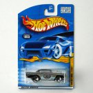 57 Chevy Turbo Taxi Series Hot Wheels Collector No 053 Diecast 2001