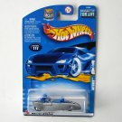 Outsider Hot Wheels Collector No 117 Diecast 2003