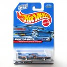 Hot Wheels 1970 Dodge Charger Daytona Seein' 3-D Series Collector No 010 Diecast 2000