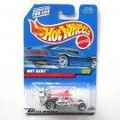 Hot Wheels Hot Seat Gold HW Logo Collector No 999 Diecast 1998