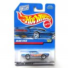 Hot Wheels Olds 442 Collector No 871 Diecast 1997