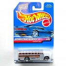 Hot Wheels Gray School Bus Street Art Series Collector No 952 Diecast 1999