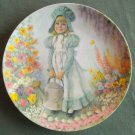 John Mc Clelland Mother Goose Mary Reco Plate 1979