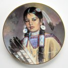 Pride of the Yakima Daughters Of The Sun Karen Thayer Hamilton Collection Plate 1994
