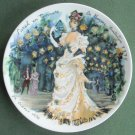 Limoges France Premiere Edition Women Of The Century Sarah 1875 Plate
