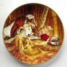 Little Red Riding Hood Knowles Classic Fairy Tales Plate