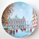 Limoges Louis Dali L Opera Porcelain Plate