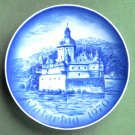 Castle Pfalz Fathers Day 1970 Bareuther Porcelain Plate