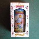 Dumbo Disney Classic Coca Cola Burger King Plastic Tumbler 1994