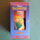Pocahontas and John Smith Disney Classic Burger King Plastic Tumbler 1994