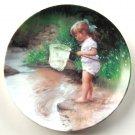 Donald Zolans Crystals Creek Adventures Childhood Pemberton Oakes Plate