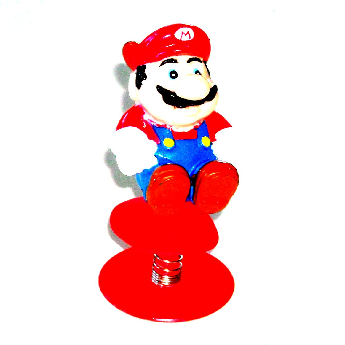 Nintendo Super Mario McDonald's Happy Meal Mario Toys 1989