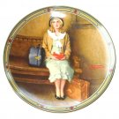 Norman Rockwell American Dream Collection No 1 Knowles Wall Plate