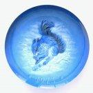 Gunther Granget Squirrel Gracious Gift Hutschenreuther 1973 Plate